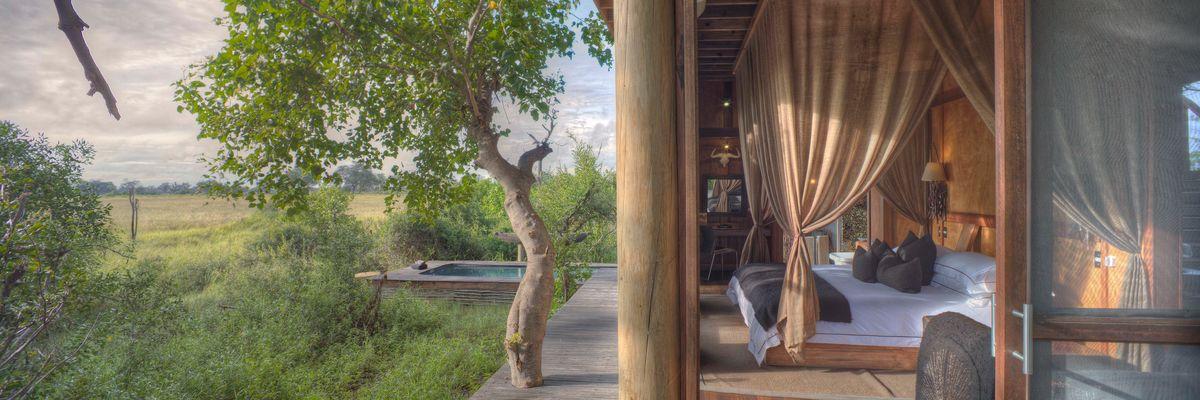 &Beyond Xudum Okavango Delta Lodge, Okavango Delta