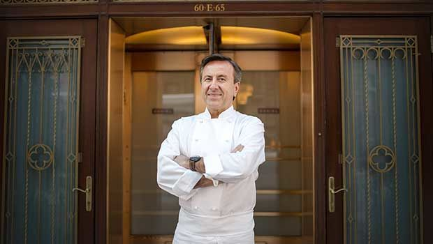 Chef Daniel Boulud on Celebrity Cruises