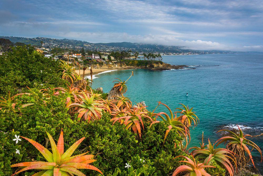 Crescent Bay Point Park, Laguna Beach, California