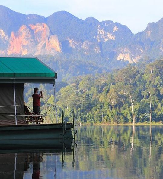 Elephant Hills Camp, Thailand