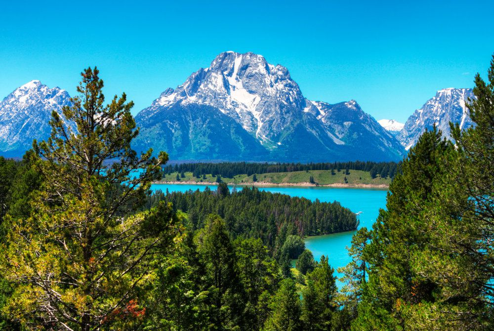 Grand Teton National Park, Wyoming (Copyright: Arianna Grainey)