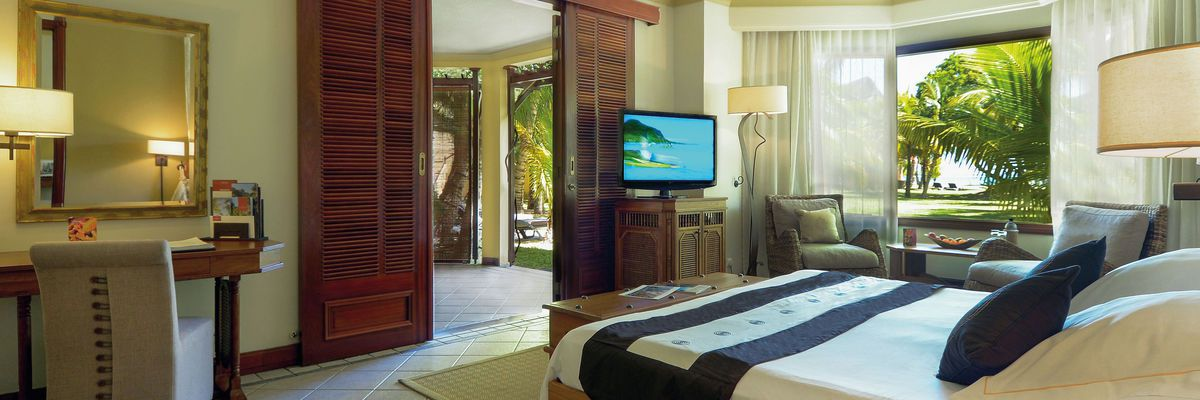 Junior Suite Sea-facing, Dinarobin Hotel Golf & Spa, Mauritius