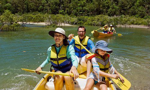 Activities at Kingfisher Bay Resort