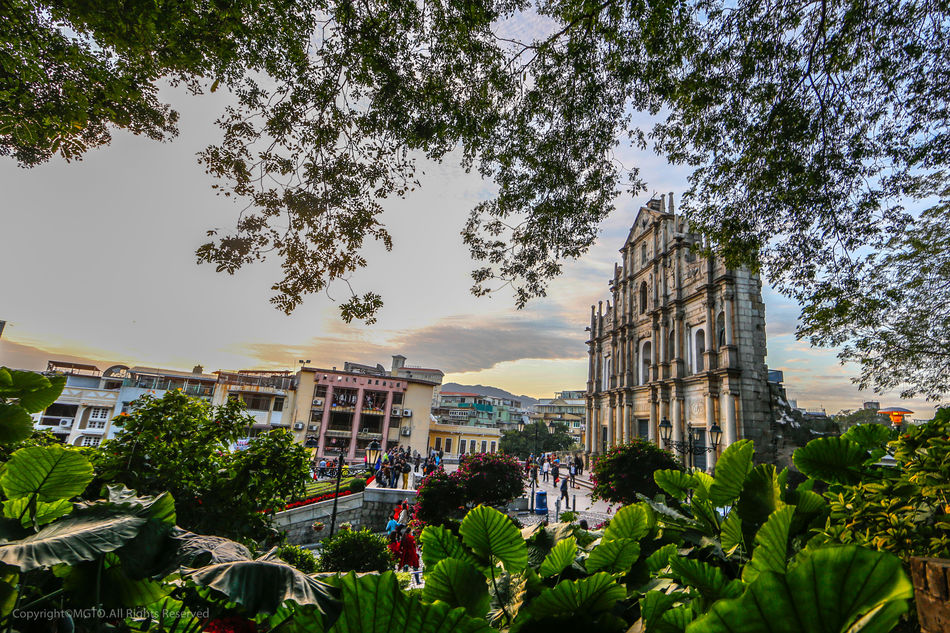 Ruins of St. Paul's, Macao