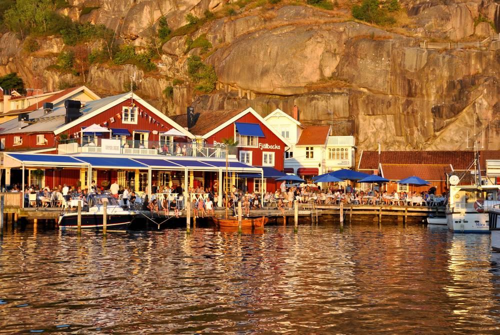 Stora Hotellet Bryggan, Fjallbacka