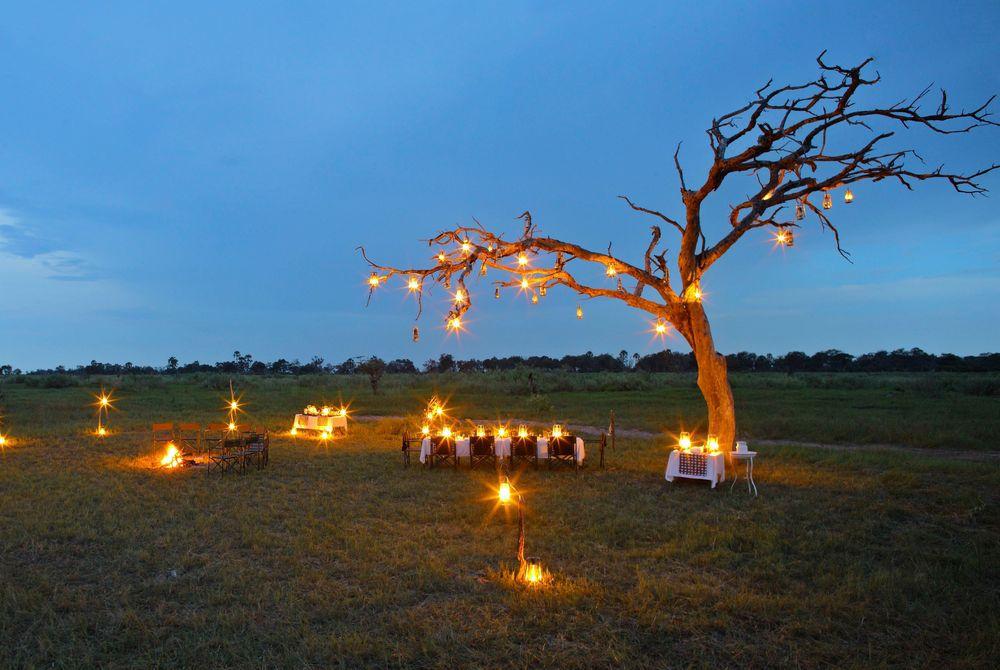 andBeyond Nxabega Okavango Tented Camp, Moremi Game Reserve, Botswana