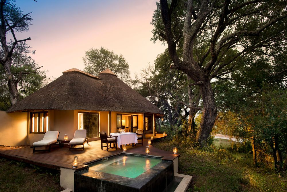 Dulini River Lodge, Sabi Sand Game Reserve, South Africa