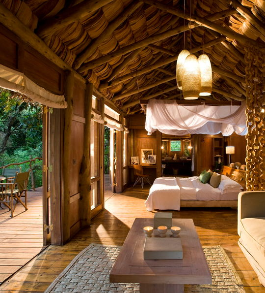 andBeyond Lake Manyara Tree Lodge, Tanzania