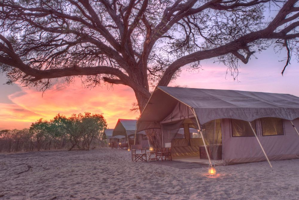andBeyond Savute Under Canvas, Chobe National Park, Botswana