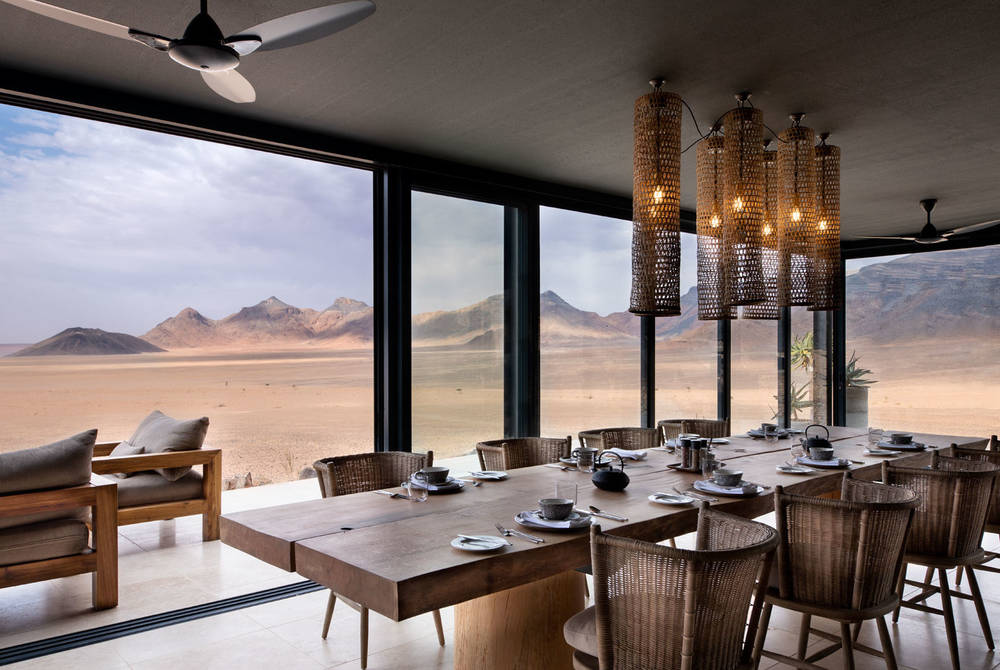 andBeyond Sossusvlei Desert Lodge