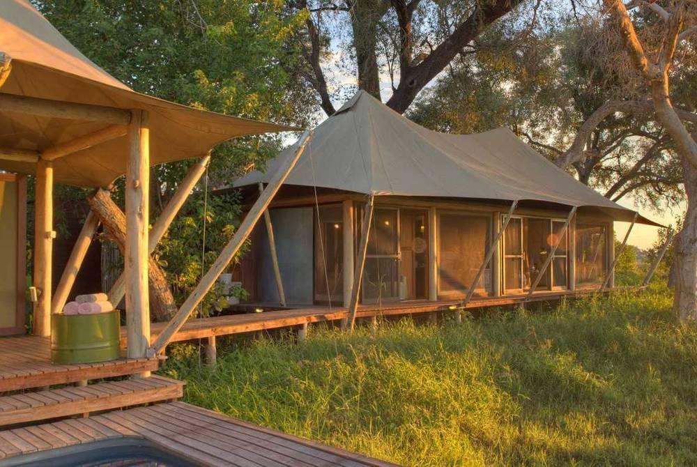 andBeyond Xaranna Okavango Delta Camp, Botswana