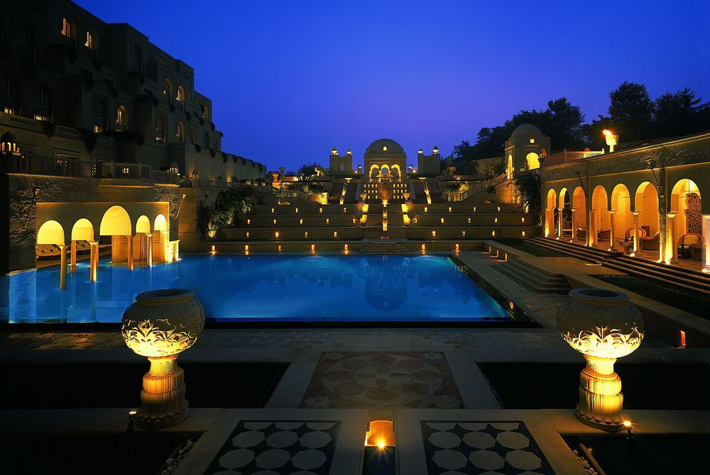 Swimming Pool, The Oberoi Amarvilas, Agra