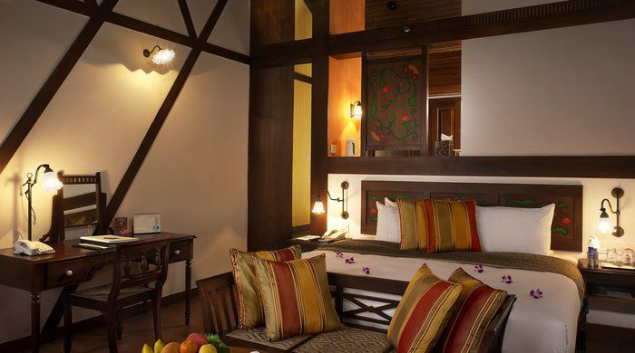 Cottage Room, The Raviz, Kovalam