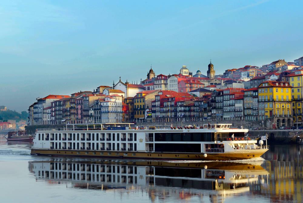 AmaVida, Douro River