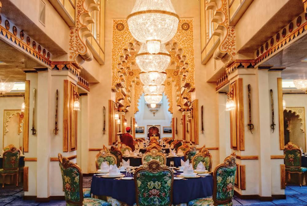 Banquet Hall, Fateh Prakash Palace