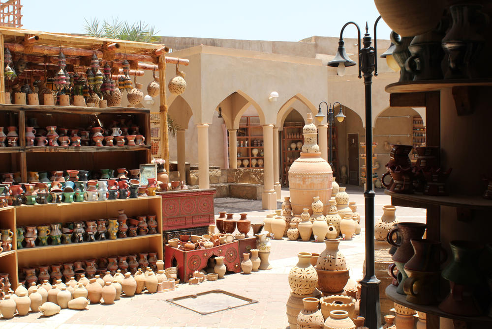 Markets in Nizwa
