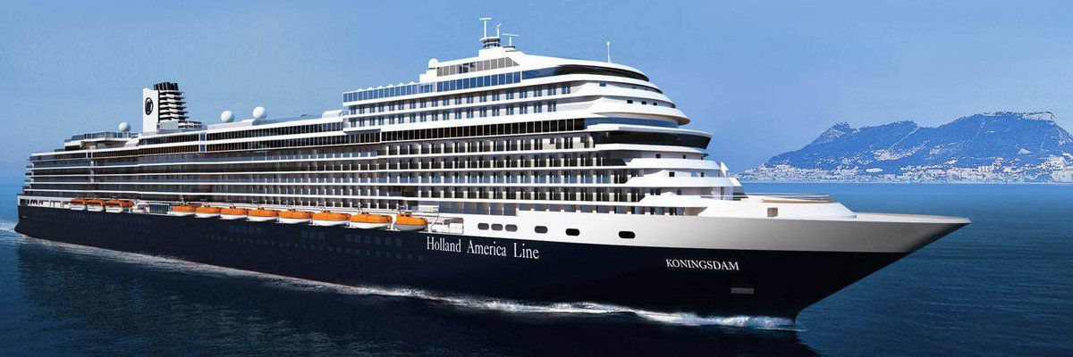 Introducing ms Koningsdam