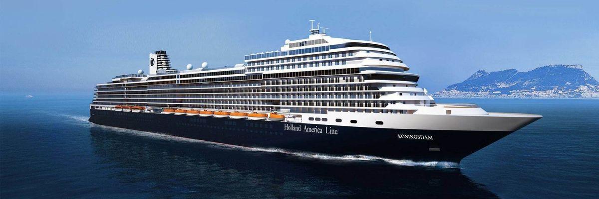 Ms Koningsdam – a ships tour
