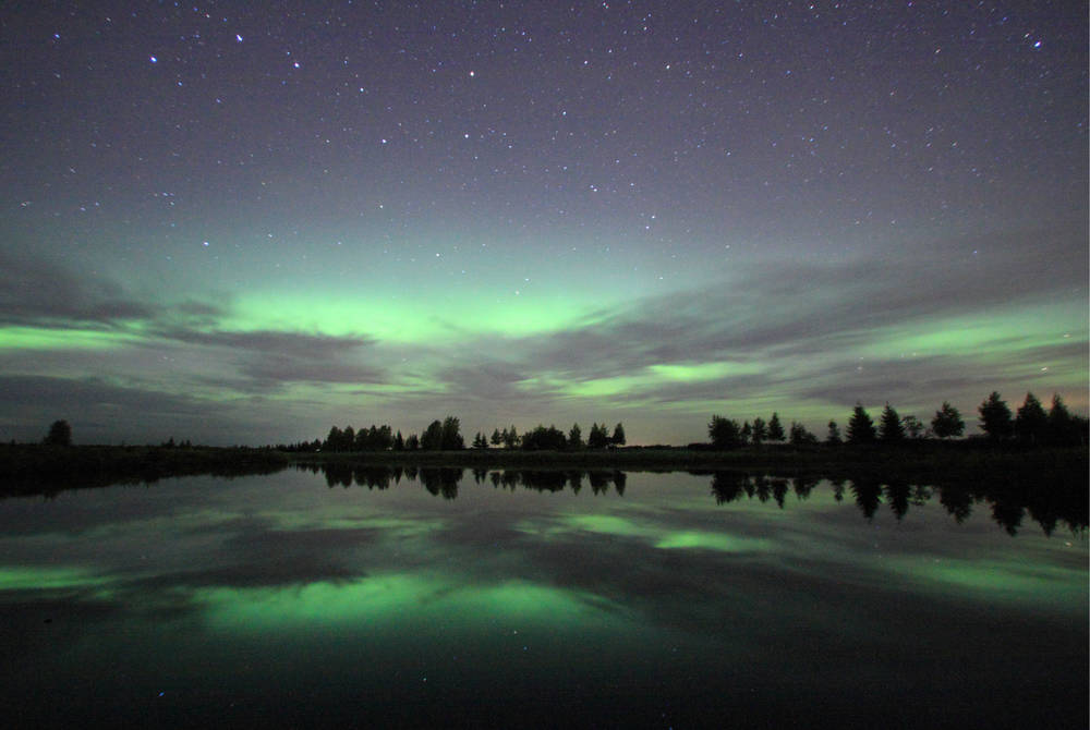 Northern Lights , Harriniva