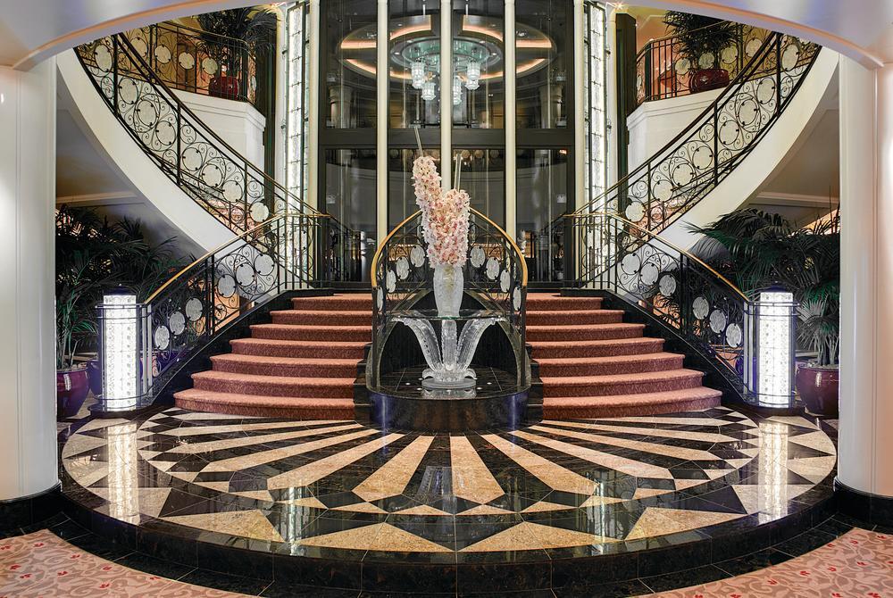 MS Marina Grand Staircase