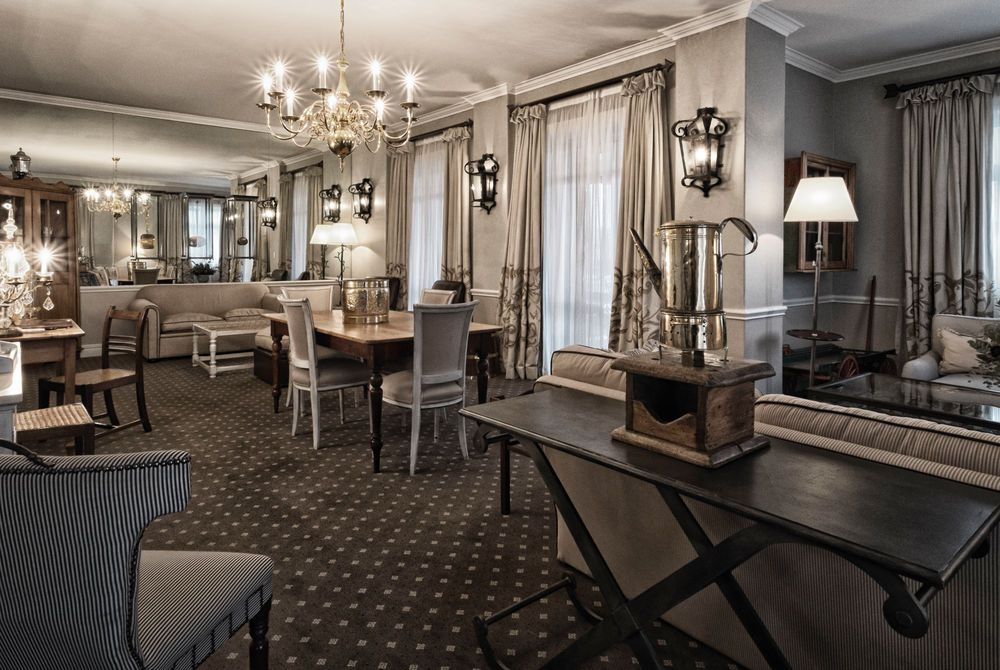 Suite Lounge, Cape Grace, Cape Town