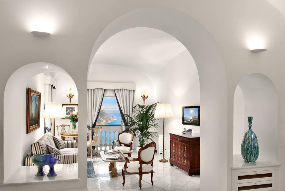 Superior Junior Suite, Palazzo Avino