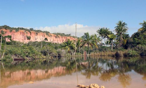 rancoso Beach, Arraial da Ajuda, Porto Seguro, Bahia, Brazil