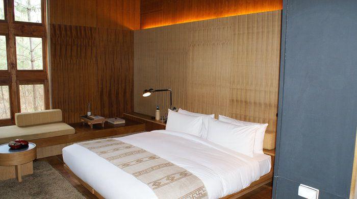 Guest Suite Interior, Amankora Paro