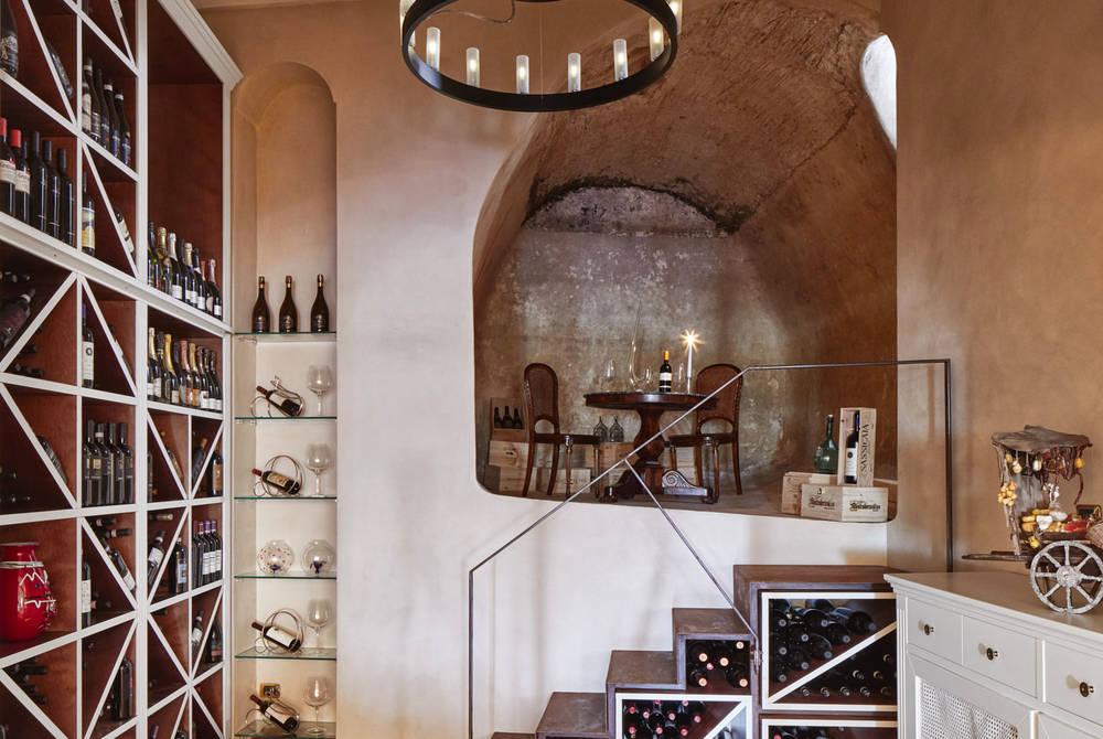 Sommeliers Table, Palazzo Avino