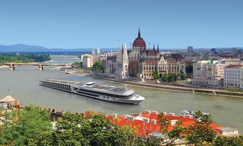Travelmarvel Polaris European Gems River Cruise