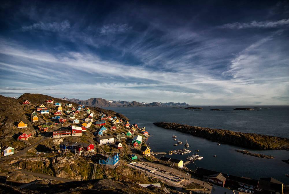 Kangaamiut. Credit: Mads Pihl, Visit Greenland