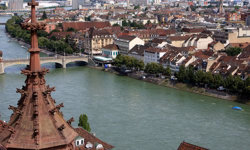 Picture of Castles along the Rhine - Basel to Amsterdam