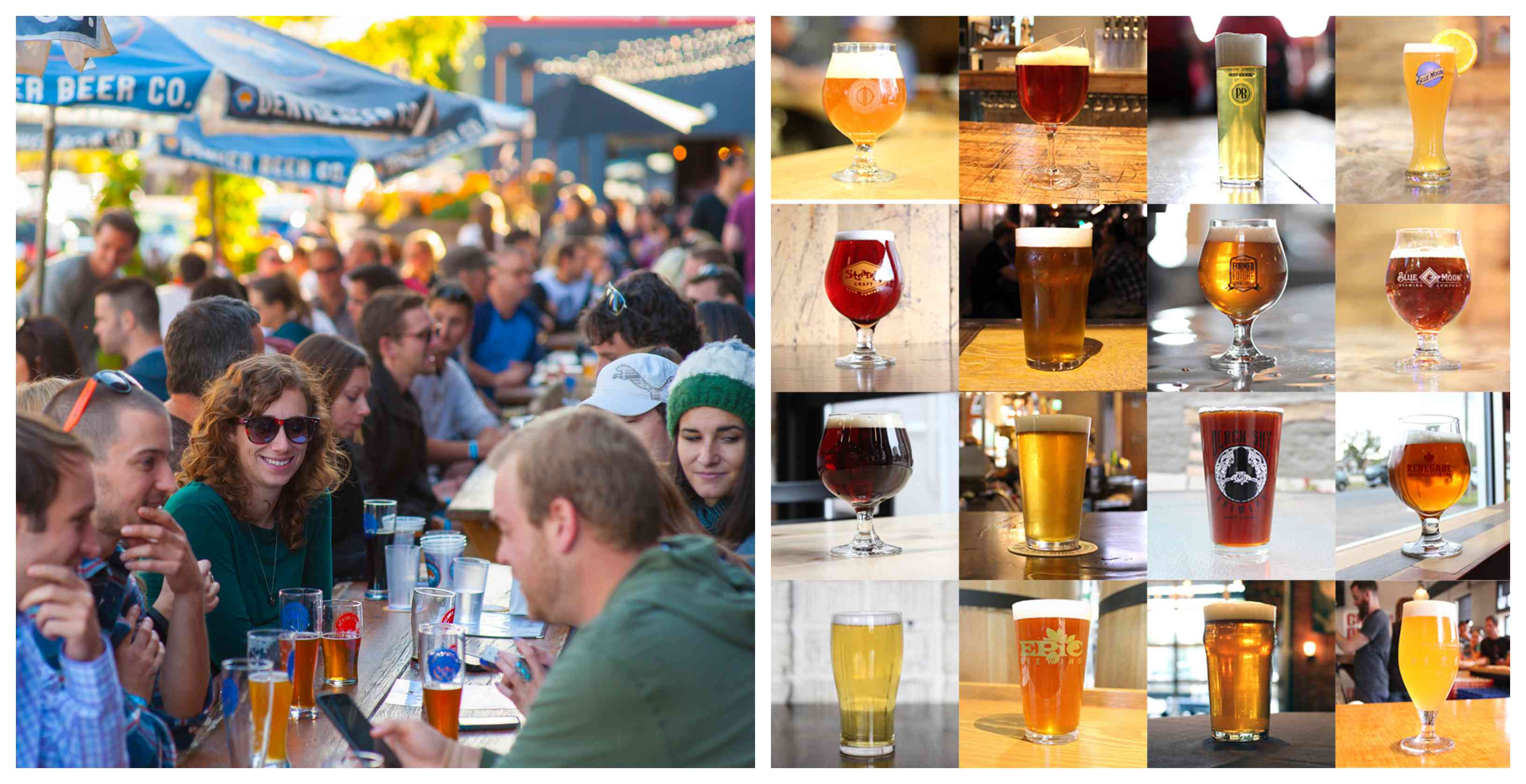 Denver Craft beer scene trail