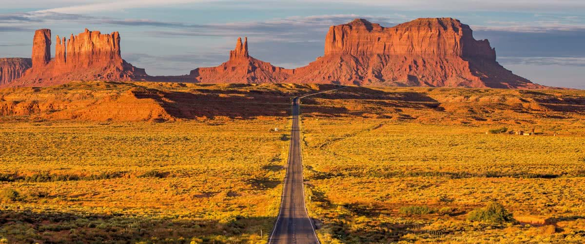 Monument Valley National Park, Utah, USA