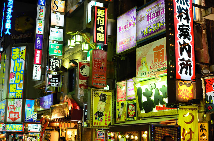 Total Tokyo: Nightlife, tradition and a city in flux