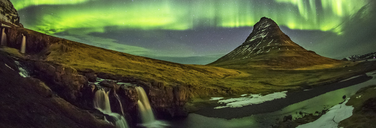 Top five places to see the Northern Lights