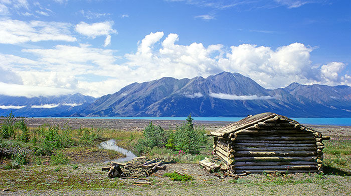 Kluane National Park, Yukon