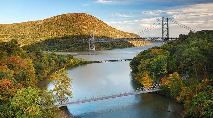 Hudson Valley River