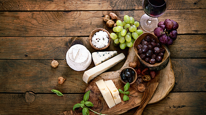 Cheese and Wine, Italy