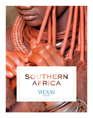 Cover for brochure Southern Africa