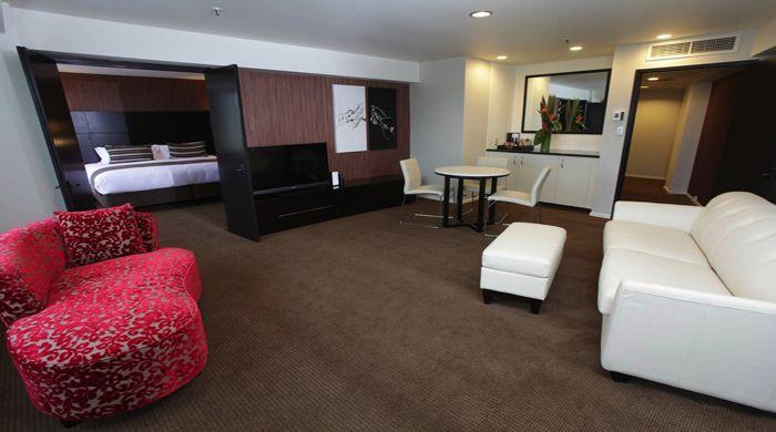 Club Suite, Amora Hotel