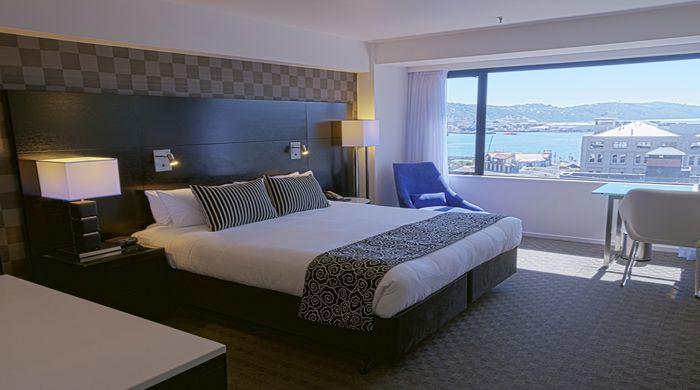 Deluxe Room, Amora Hotel