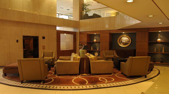 Lobby, Amora Hotel