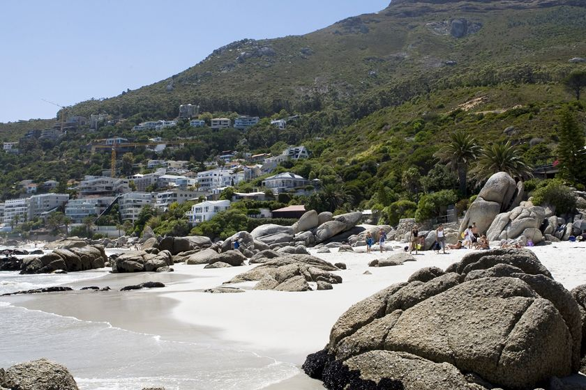 Clifton Beach, Cape Town