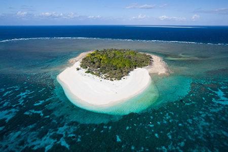 Wilson island Australia