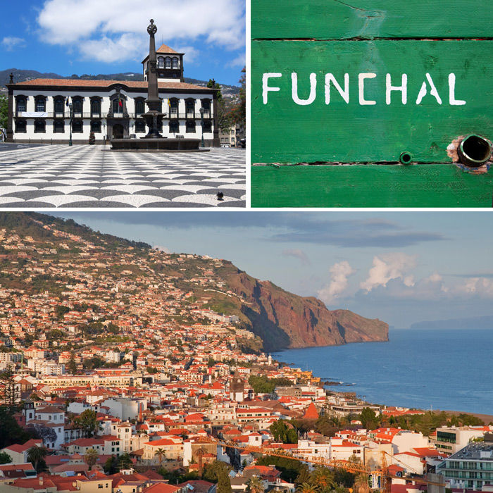 Just back from...Funchal