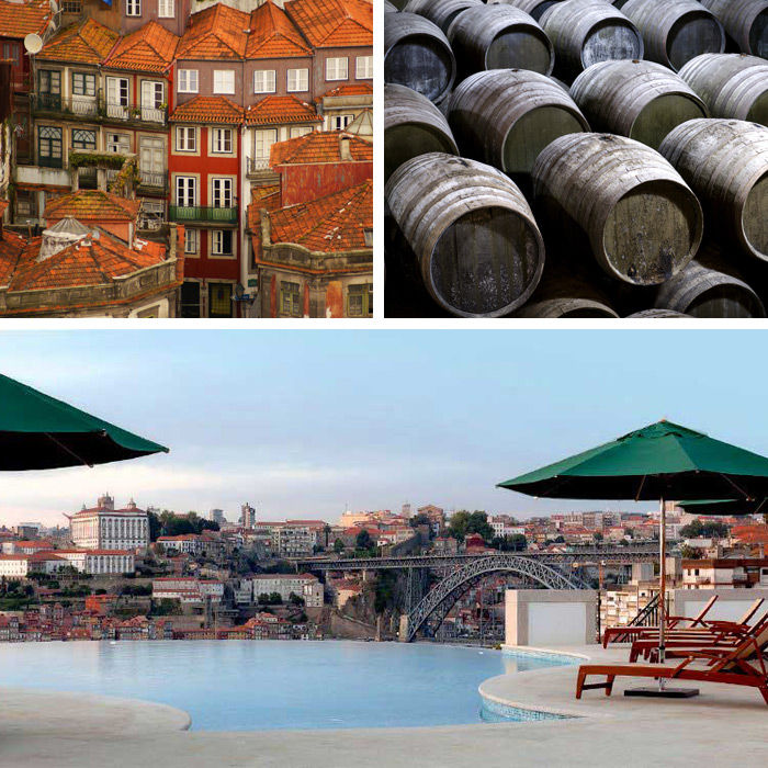 Just back from...Porto