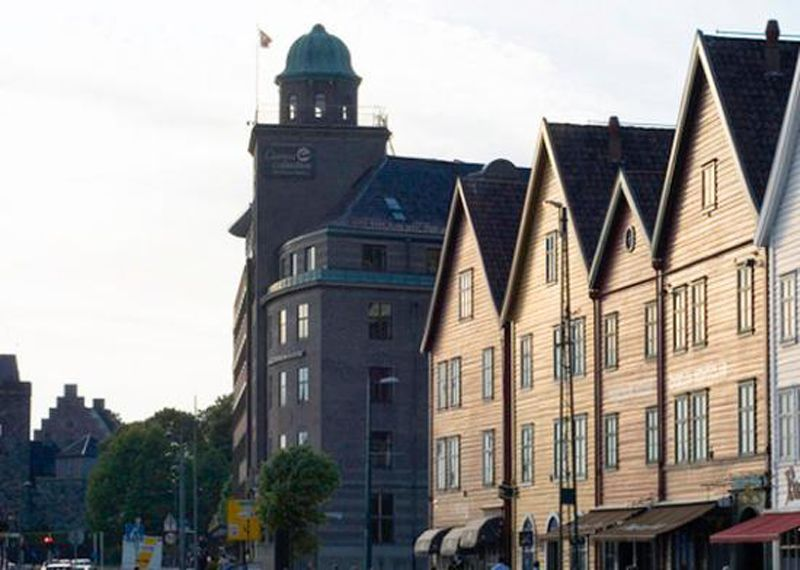 Clarion Collection Hotel Havnekontoret, Bergen, Norway