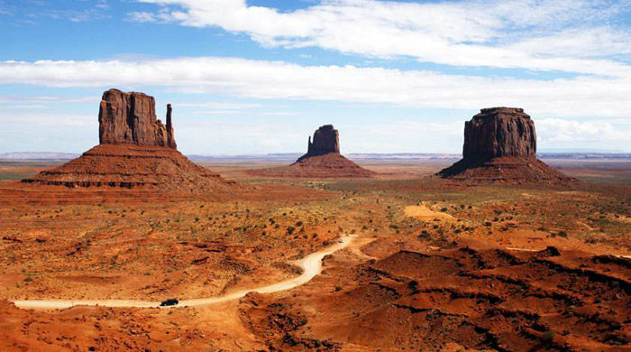 Monument Valley, Utah/Arizona, USA