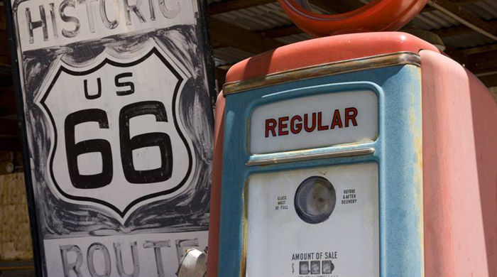 Route 66, USA